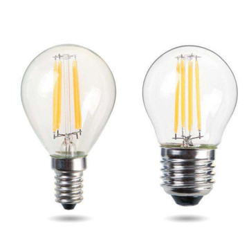 led dimmable candle light bulbs for home