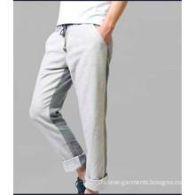 Fashion Boy New Style Slim Comfortable Casual Cotton Long Pants