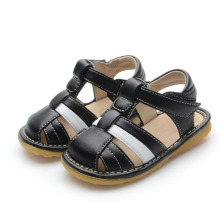 Toddler Boy Sandals Soft Squeaky Sandals