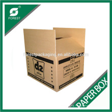 Factory Custom Rsc Kraft Corrugated Box for Shipping