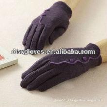 Moda cashmere touchscreen luvas