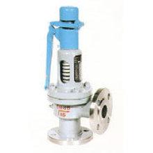 Válvula de alivio de seguridad ANSI de acero fundido