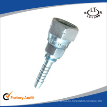 Female 60 Degree Cone Doble Hexagon Bsp Pipe Fittings
