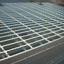 Platform Floor verzinktem Stahl Gitter