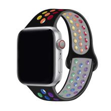 Custom Silicone Apple Watch Band