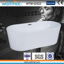 Seja como namorada Soomth-tocando melhor banheira de imersão de acrílico (WTM-02522)
