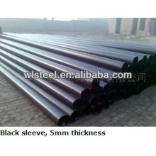 high quality mild steel tube ERW pipe