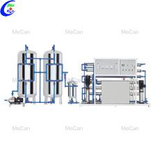 Sistema de tratamento de água RO com filtro de osmose reversa