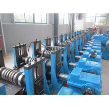 High Speed Fully Automatic 11kw Dedusting Anode Plate Roll Forming Machine