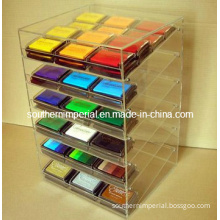 Gift/Accessories/Earring Clear Acrylic Display Rack/Stand