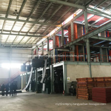 Textile Carcass for PVC Conveying Belt