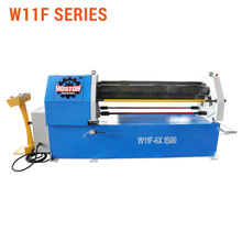 Hydraulic 3or4 Roller Metal Plate rolling Machine