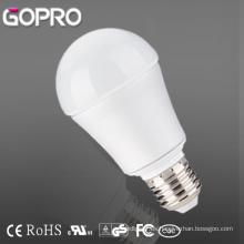 5W bombilla LED E27 E26 B22 de xiamen Gopro como fuente de luz para la iluminación interior y exterior
