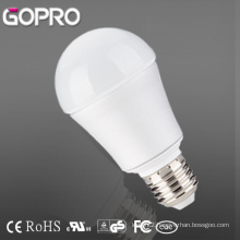 5W LED bulb E27 E26 B22 from xiamen Gopro as light source for indoor and outdoor lighting