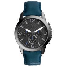Reloj de pulsera de cuarzo con forma de reloj de estilo nuevo Hl-Bg-085