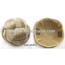New Arrival synthetic hair Chignon,Wigs Hair Chignon High Quality