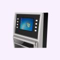 Guichet automatique bancaire sans argent à montage mural ABM