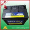 38b20L-Mf JIS Batería de coche estándar 12V35ah Mf batería de almacenamiento automático de la batería