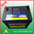 38b20L-Mf JIS Standard Car Battery 12V35ah Mf Auto Battery Storage Battery
