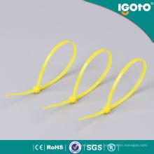 Laço branco do fecho de correr da proteção UV das amostras livres