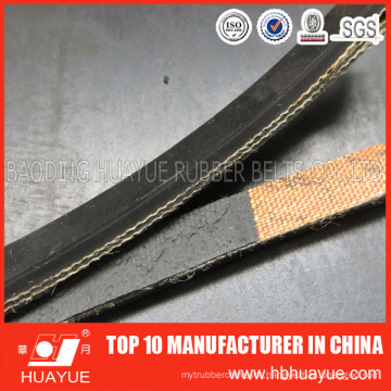 High Strength Polyester Fabric Rubber Conveyor Belt for Heavy Load