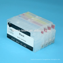 HP711 Refill inkjet cartridge for HP T120 Plotter with ARC chip