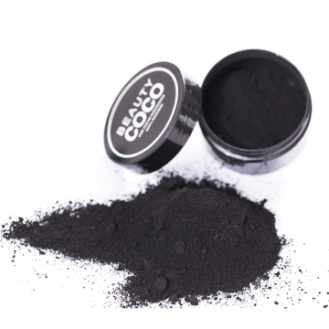Teeth polish activated charcoal teeth whitening powder food grade