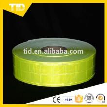 Reflective pvc tape
