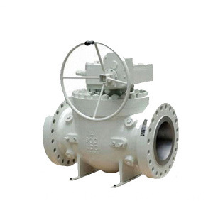 API 6D atas entri Trunnion Ball Valve
