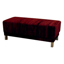 Long Bench Hotel Ottoman for Shop and Club