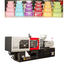 70 Ton Plastic Container Injection Molding Machine with Servo