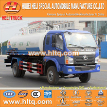 FOTON FORLAND 4x2 6000L fecal transport truck 130hp cheap price