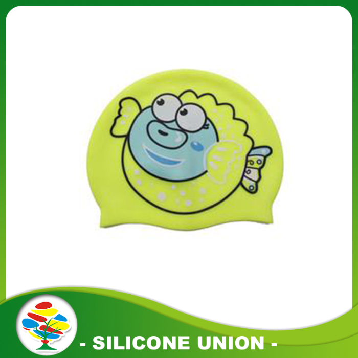 Animal silicone cap