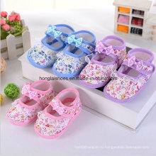 Крытый Детские туфли Baby 004