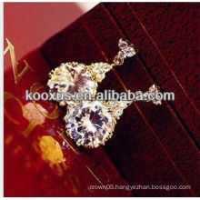 Crystal Rhinestone Fashionable Jewelry Fashion Earring For Women 2013 Earrings