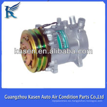 2A sanden auto compresor de aire acondicionado para sd507