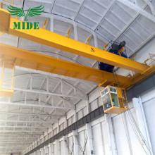 New Type Overhead Traveling Double Girder Crane