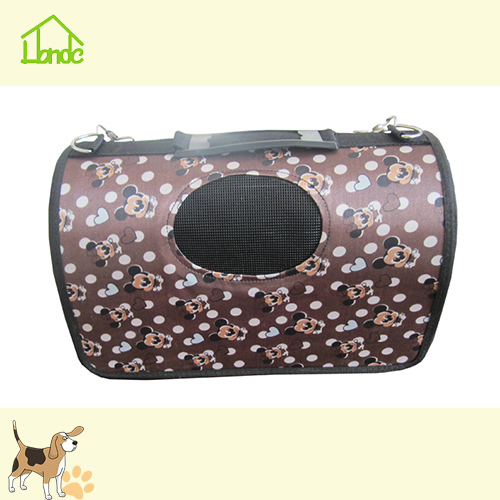 Wholesale Luxury Portable Pet Travel Carrying Bag