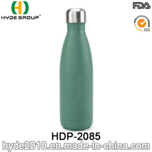 Portable Stainless Steel Vacuum Insulated Water Bottle, Stainless Steel Vacuum Cup (HDP-2085)
