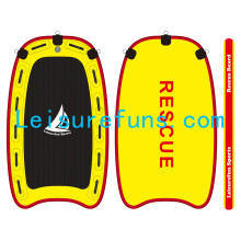cheaper inflatable rescue sled