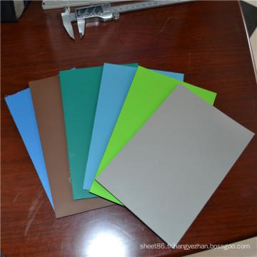 Tapis en caoutchouc antistatique de prix d'usine / tapis en caoutchouc d'ESD d'industrie