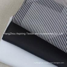 Poliéster impresso tafetá tecido forro / 100% poliéster anti-estático / tingido tecido de tafetá