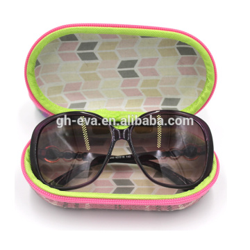 Wholesale mode pas cher eva lunettes de soleil boîte de rangement