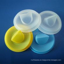 Válvula de retención de Duckbill de Silicona sin respirador con válvula médica