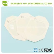 CE FDA ISO Sterile High Absorbent Прозрачный PU Wound Dressing Plaster