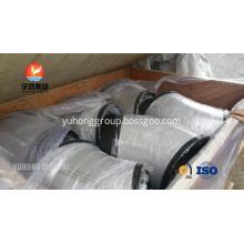 Butt weld fittings SB366 Inconel 600