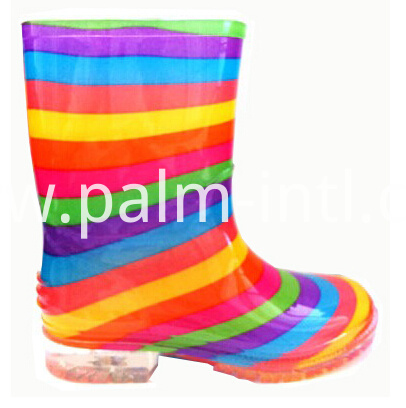PVC Injection Rain Boots