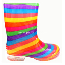 Colourful Rain Boots