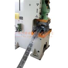 Q235 Material C Canal C Seção C Perfil Aço para construção Máquina de formação de rolo Indonésia
