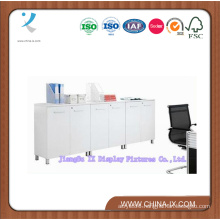 Wooden and Metal Cabinet for Office Furniture